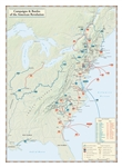 Operation Overlord Map (folded)