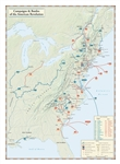Operation Overlord Map (unfolded)