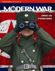 Decision Games: Modern War 5 :Drive on Pyongyang