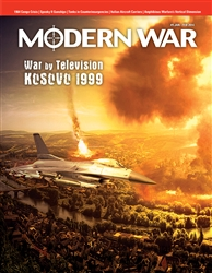 Decision Games: Modern War 9: War by Television Kosovo 1999
