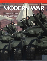 Modern War, Issue #12 - Game Edition