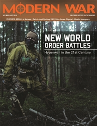 Modern War, Issue #22 - Game Edition