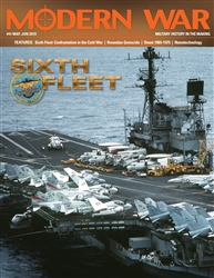 Modern War 41: Sixth Fleet -  Decision Games