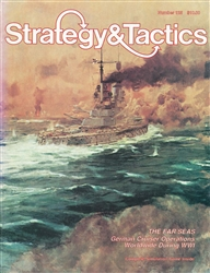 Strategy & Tactics Issue #125 - Game Edition