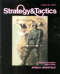 Strategy & Tactics Issue #128 - Game Edition
