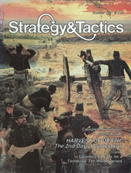 Strategy & Tactics Issue #129 - Game Edition
