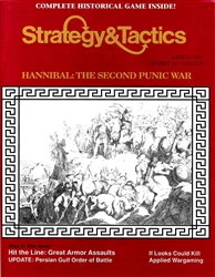 Strategy & Tactics Issue #141 - Game Edition