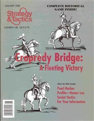 Strategy & Tactics Issue #148 - Game Edition