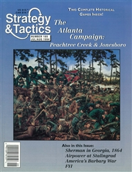 Strategy & Tactics Issue #169 - Game Edition