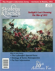 Strategy & Tactics Issue #184 - Game Edition