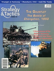Strategy & Tactics Issue #190 - Game Edition
