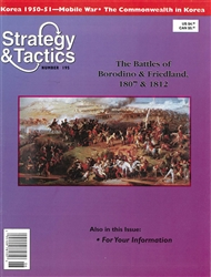 Strategy & Tactics Issue #195 - Game Edition