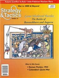 Strategy & Tactics Issue #197 - Game Edition