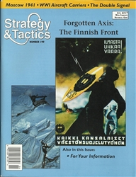 Strategy & Tactics Issue #199 - Game Edition