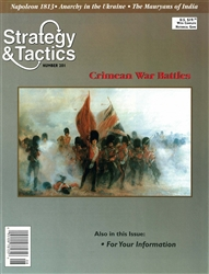 Strategy & Tactics Issue #201 - Game Edition
