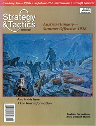 Strategy & Tactics Issue #204 - Game Edition