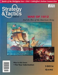 Strategy & Tactics Issue #207 - Game Edition