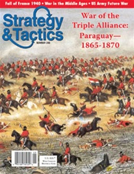 Strategy & Tactics Issue #245 - Game Edition