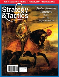 Strategy & Tactics Issue #247 - Game Edition