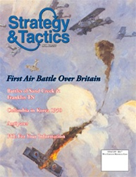 Strategy & Tactics Issue #255 - Magazine Only