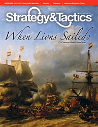 Strategy & Tactics Issue #268 - Game Edition