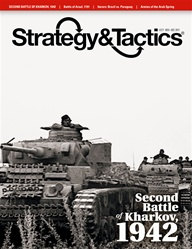 Strategy & Tactics Issue #271 - Game Edition