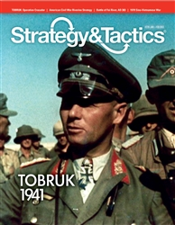 Strategy & Tactics Issue #278 - Game Edition