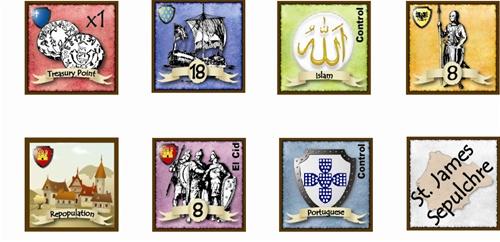 Reconquista (Strategy & Tactics n°279) ST279-4