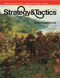 Decision Games: Strategy and Tactics Issue  284: Shenandoah