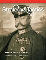 Strategy & Tactics Issue #288 - Game Edition