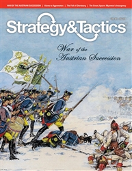 Strategy and Tactics Issue 289: Austrian Succession - Decision Games