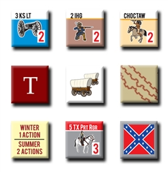 Strategy & Tactics Issue #291 Warpath ST291-4T