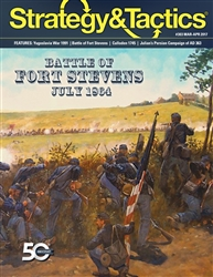 Strategy & Tactics Issue #303 - Magazine