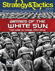 Strategy and Tactics Issue 305: Armies of the White Sun -  Decision Games