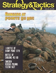Strategy & Tactics Issue #323 - Magazine