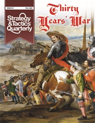 Strategy & Tactics Quarterly #11 - Thirty Years' War w/ Map Poster