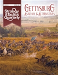 Strategy & Tactics Quarterly #13 - Gettysburg w/ Map Poster