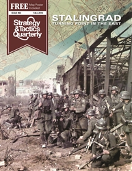 Strategy & Tactics Quarterly #3 - Stalingrad
