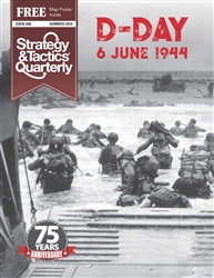 Strategy & Tactics Quarterly #6 - D-Day: 6 June 1944