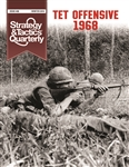 Strategy & Tactics Quarterly #8 - Tet Offensive w/ Map Poster