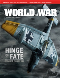 Decision Games: World at War Issue 30: Hinge of Fate