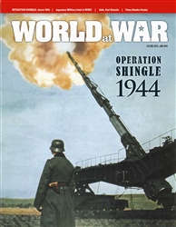 Decision Games: World at War Issue  33: Operation shingle