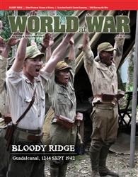 World at War: World at War Issue  37: Bloody Ridge Solo