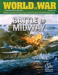 World at War Issue 54: Battle for Midway -  Decision Games