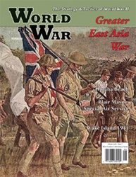 World at War Issue 6 - Greater East Asia War
