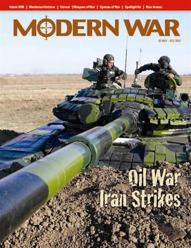 Modern War, Issue #2 - Game Edition