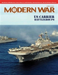 Modern War 14: Carrier Battle Group - Decision Games