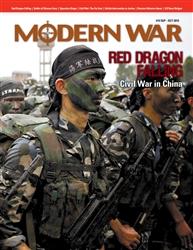 Modern War 19: Red Dragon Falling -  Decision Games
