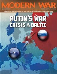 Modern War 29: Putins War Crisis in The Baltic -  Decision Games