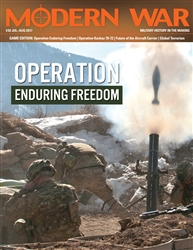 Modern War 30: Operation Enduring Freedom - Decision Games